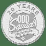 Odd Squad Production Logo Grey