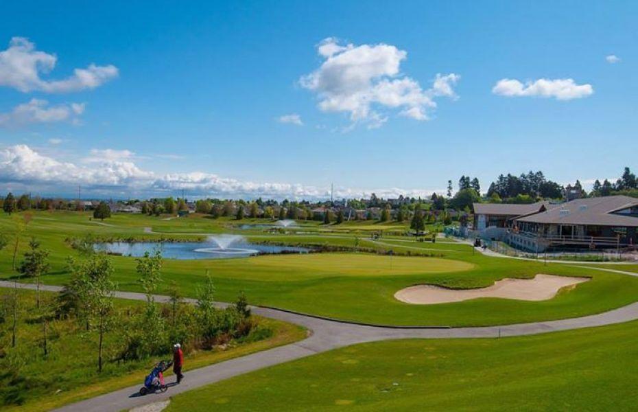 tsawwassen golf course