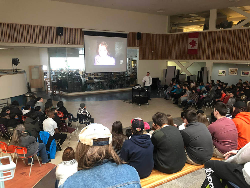 ODD SQUAD NORTHWEST TERRITORIES EDUCATIONAL OUTREACH