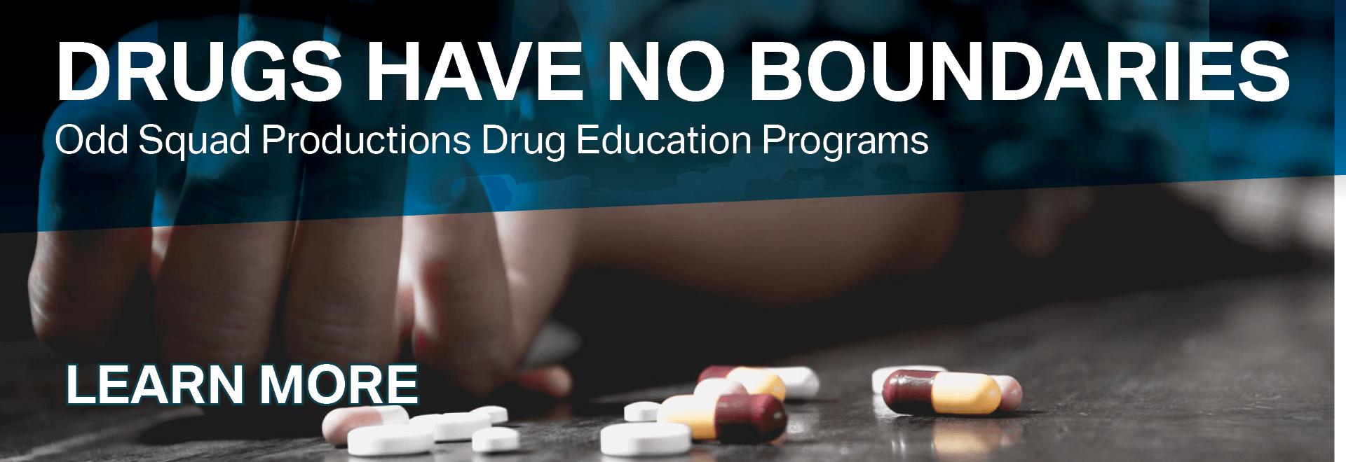 Drug Education - Odd Squad