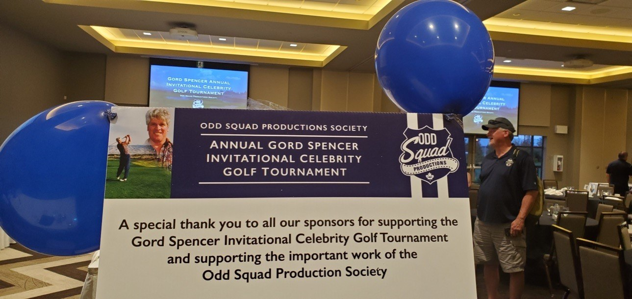 Gord Spencer Invitational Golf Tournament